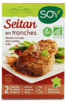 Protéines végétale Seitan