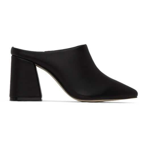 Chaussures Éthiques Noires