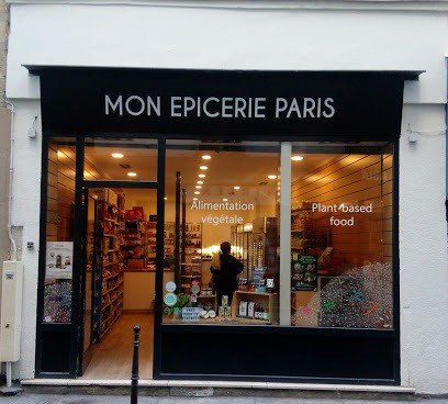 Boutique Vegan Alimentation Paris
