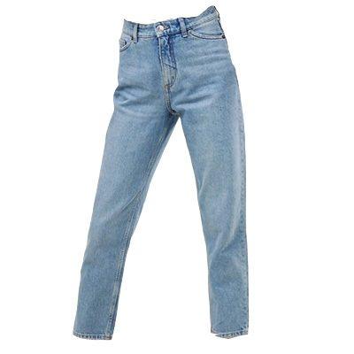 Jean Vegan Taille Haute